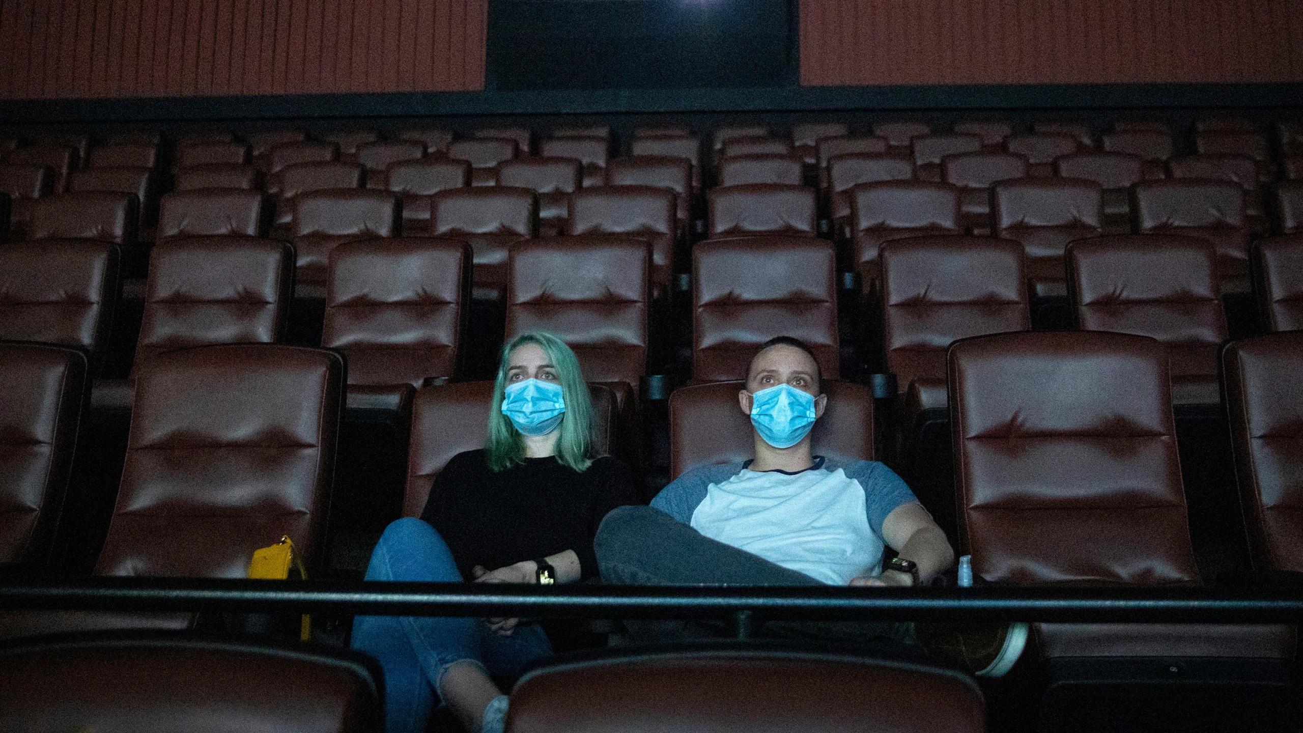 ¿Los estudios necesitarán de las salas de cine en el futuro?