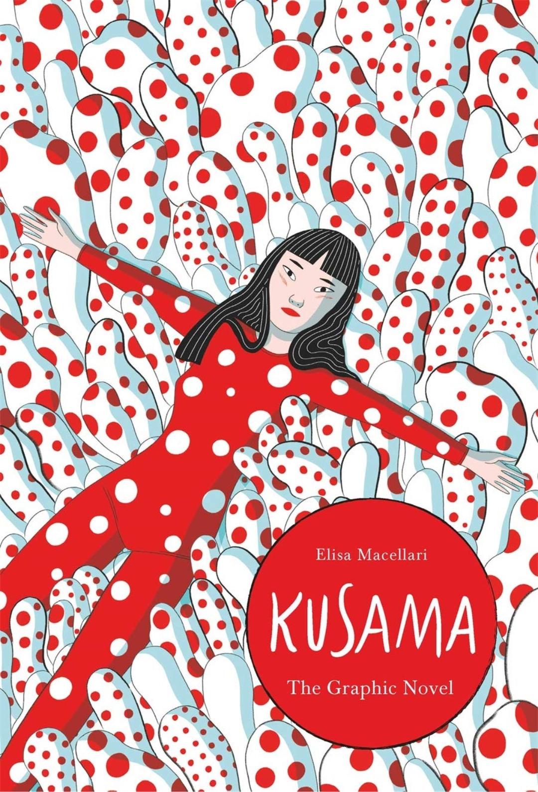 La artista Yayoi Kusama es la protagonista de una nueva novela gráfica basada en su vida
