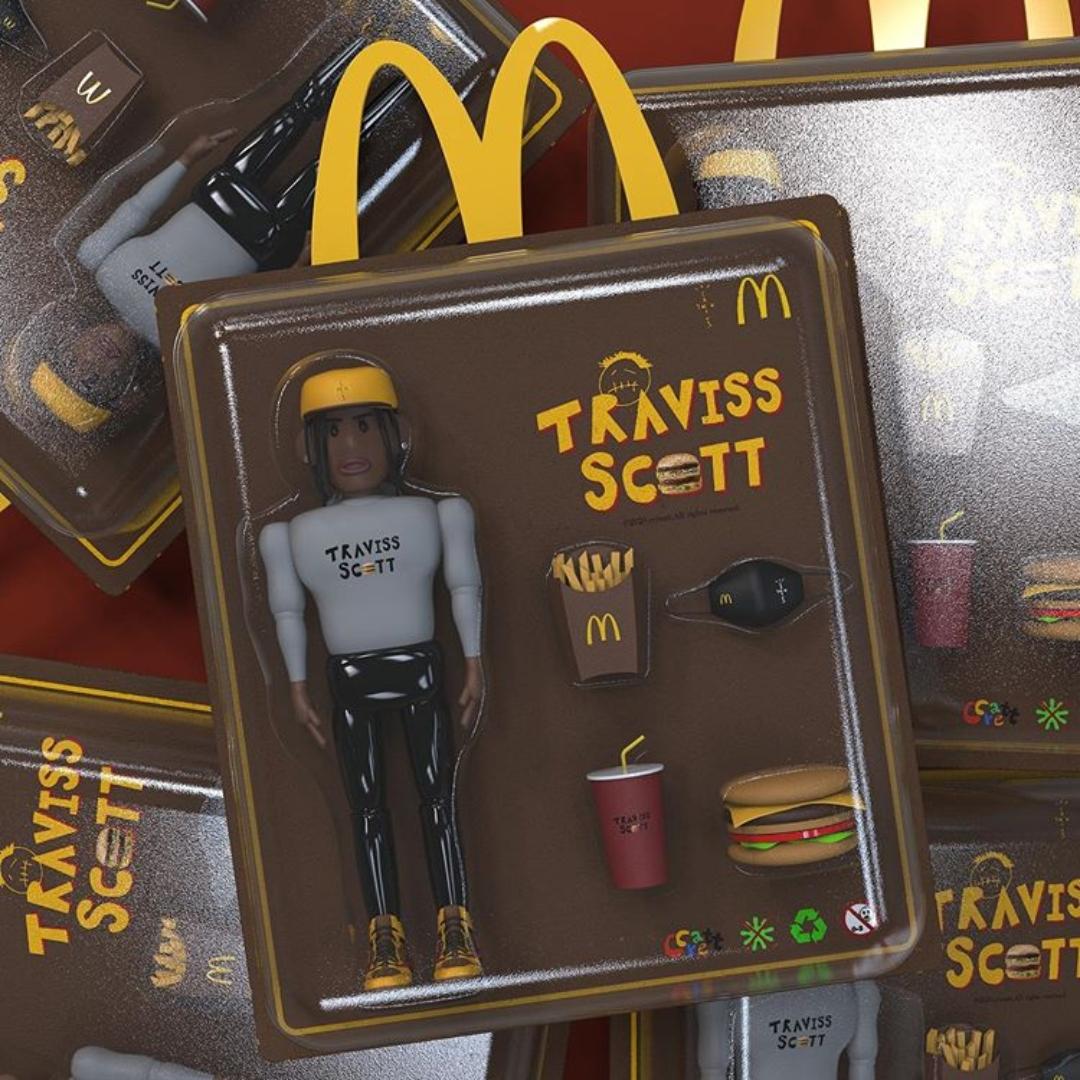 ¿McDonald's x Travis Scott? La colaboración que nadie vio venir