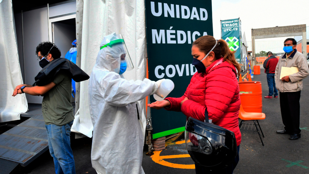 Coronavirus: México descarta la inmunidad colectiva; Chile registra su cifra más baja de contagios desde mayo