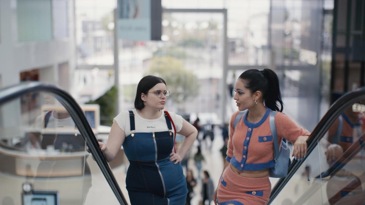 Barbie Ferreira y Alexa Demie Fotografía: HBO