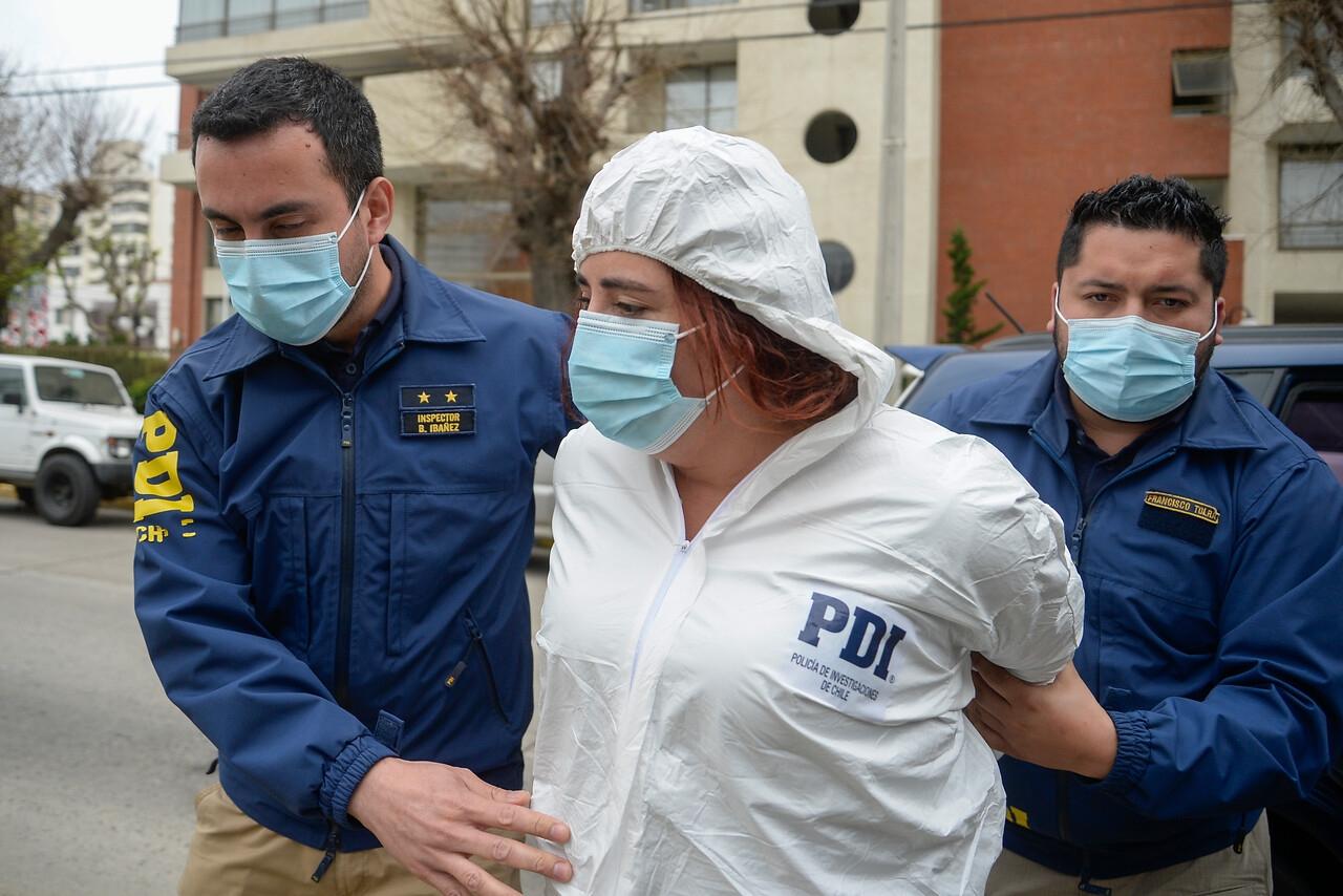Madre de Ámbar Cornejo a prisión preventiva por su presunta participación en el asesinato de su hija