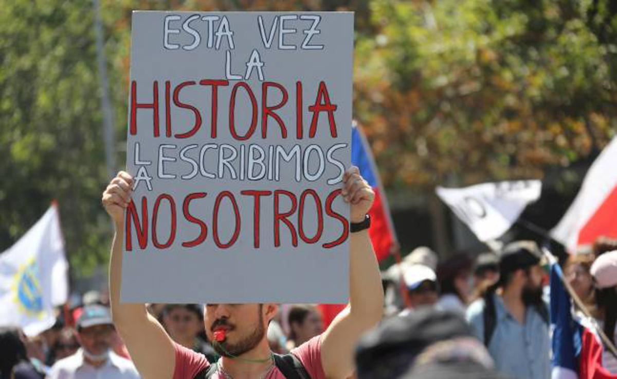 El Apruebo y la necesidad de una Convención Constituyente para realizar el cambio de la Constitución de Chile