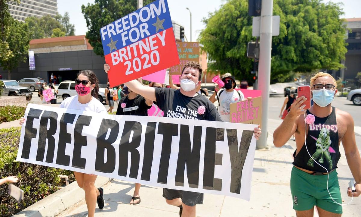 Britney Spears dice que aprecia el apoyo del movimiento #FreeBritney en su batalla de tutoría