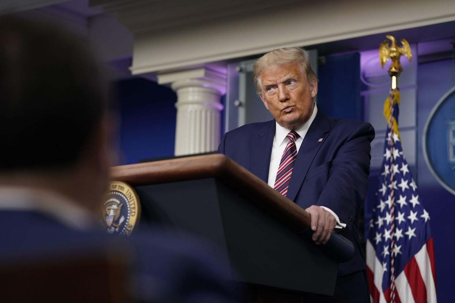 EE.UU.: Explosivo reporte revela que Trump no pagó impuestos durante 10 de los últimos 15 años