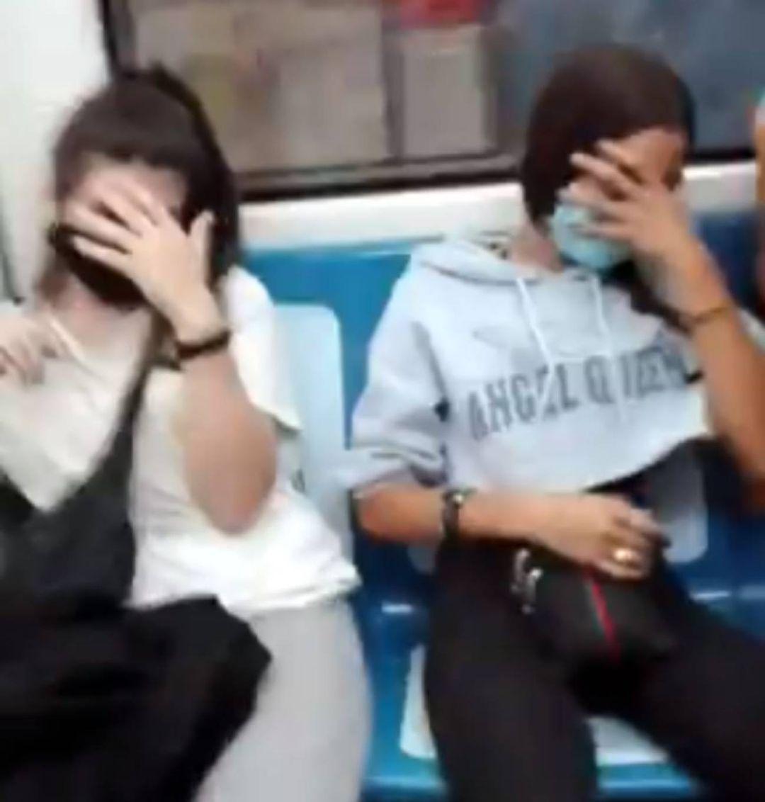 Detenidas dos de las tres adolescentes que agredieron a pareja de latinos en el Metro de Madrid