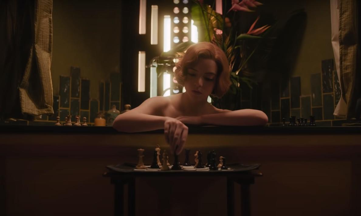 """""""The Queen's Gambit"""": Anya Taylor-Joy será una genio del ajedrez en la nueva miniserie de Netflix"""