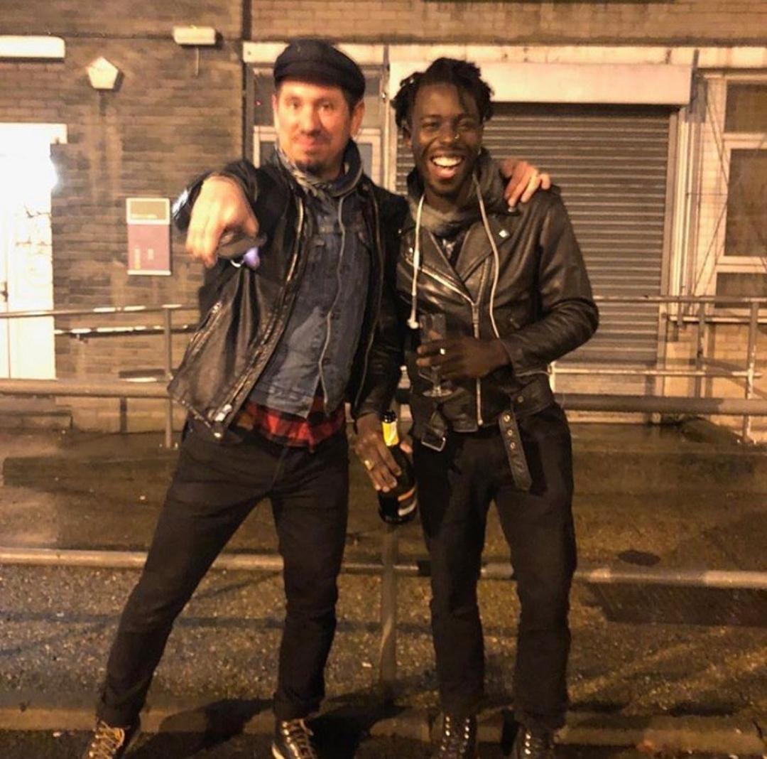 MOR.BO RIOT: Black Pumas, el dúo de soul psicodélico influenciado por el rock latino y el gospel