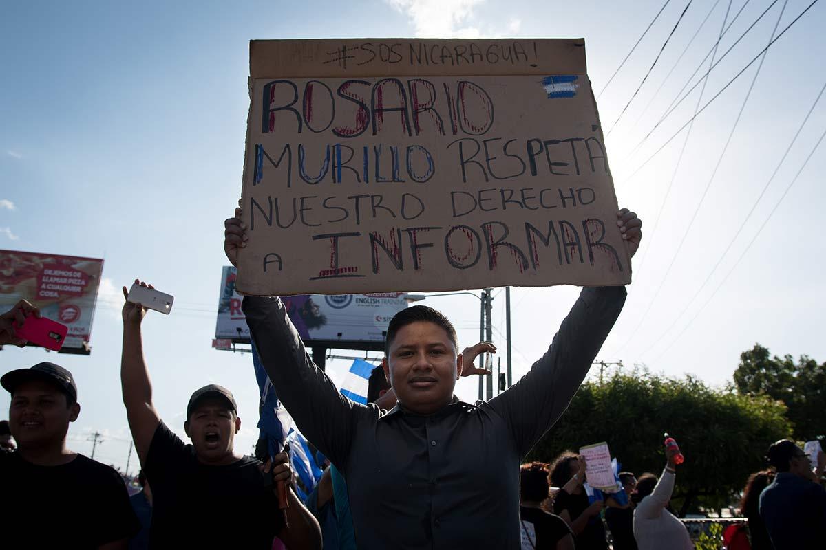 """Nicaragua aprueba polémica ley que castiga con cárcel la publicación y propagación de """"fake news"""""""