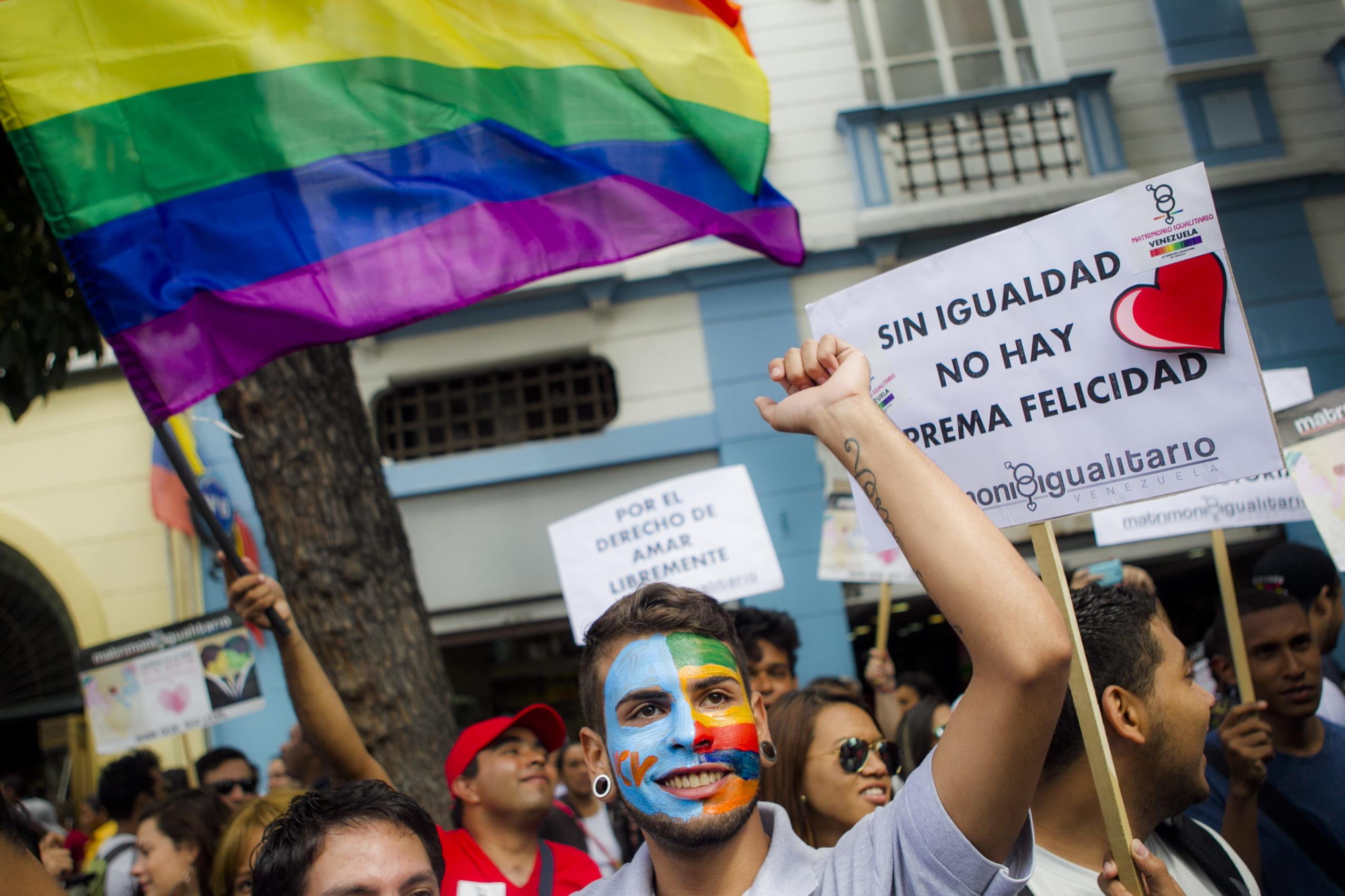 Venezuela retomará el debate sobre la aprobación del matrimonio igualitario