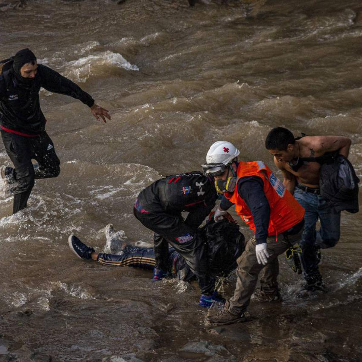 Chile: Prisión preventiva para Carabinero que empujó a menor de edad al río Mapocho