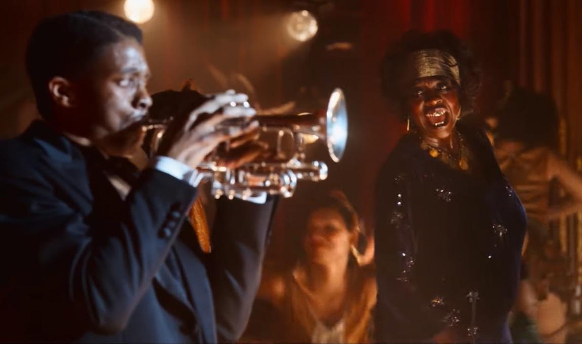 """""""Ma Rainey's Black Bottom"""": Viola Davis y Chadwick Boseman deslumbran en el trailer de la adaptación de la obra de August Wilson"""