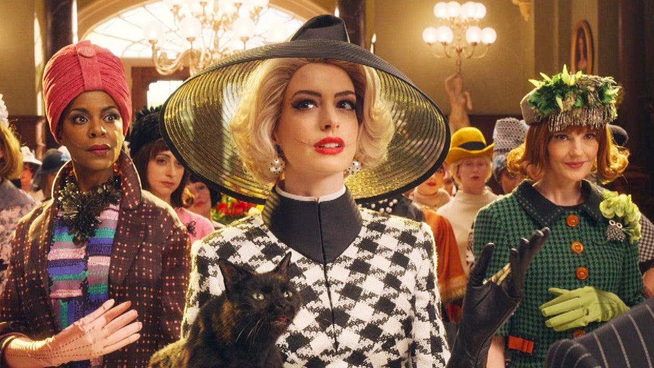 """""""The Witches"""": Anne Hathaway se transforma en la bruja más diabólica del mundo en lo nuevo de Robert Zemeckis"""