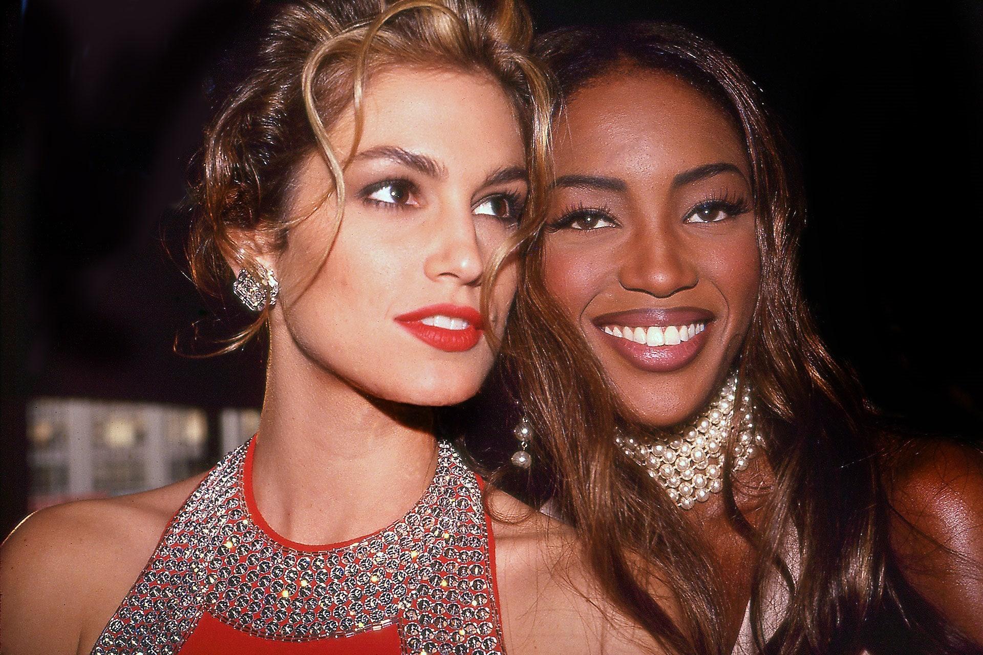 Las icónicas supermodelos de los 90 tendrán su propia miniserie documental en Apple TV+