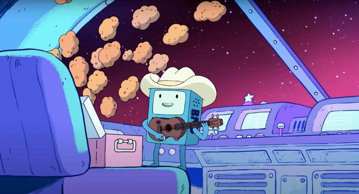 """Todo lo que sabemos de los capítulos especiales de """"Adventure Time: Distant Lands"""""""