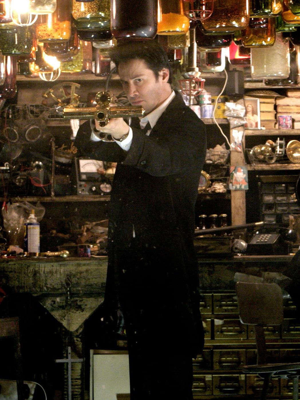 """La secuela de """"Constantine"""" está en camino: ¿volverá Keanu Reeves?"""