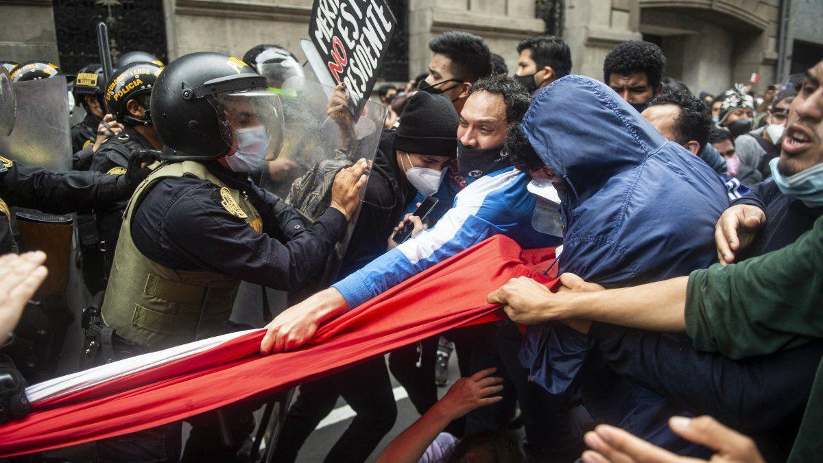Perú: ONU enviará misión para investigar violaciones a los DD.HH. durante protestas