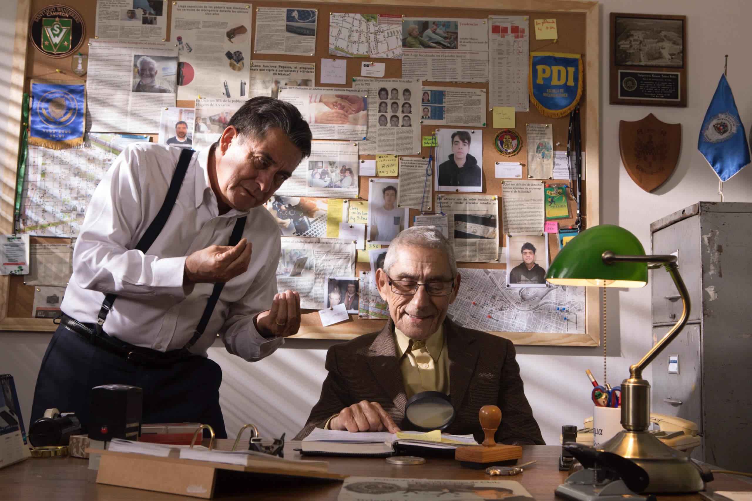 """""""El Agente Topo"""" será el filme que representará a Chile en los Oscars"""