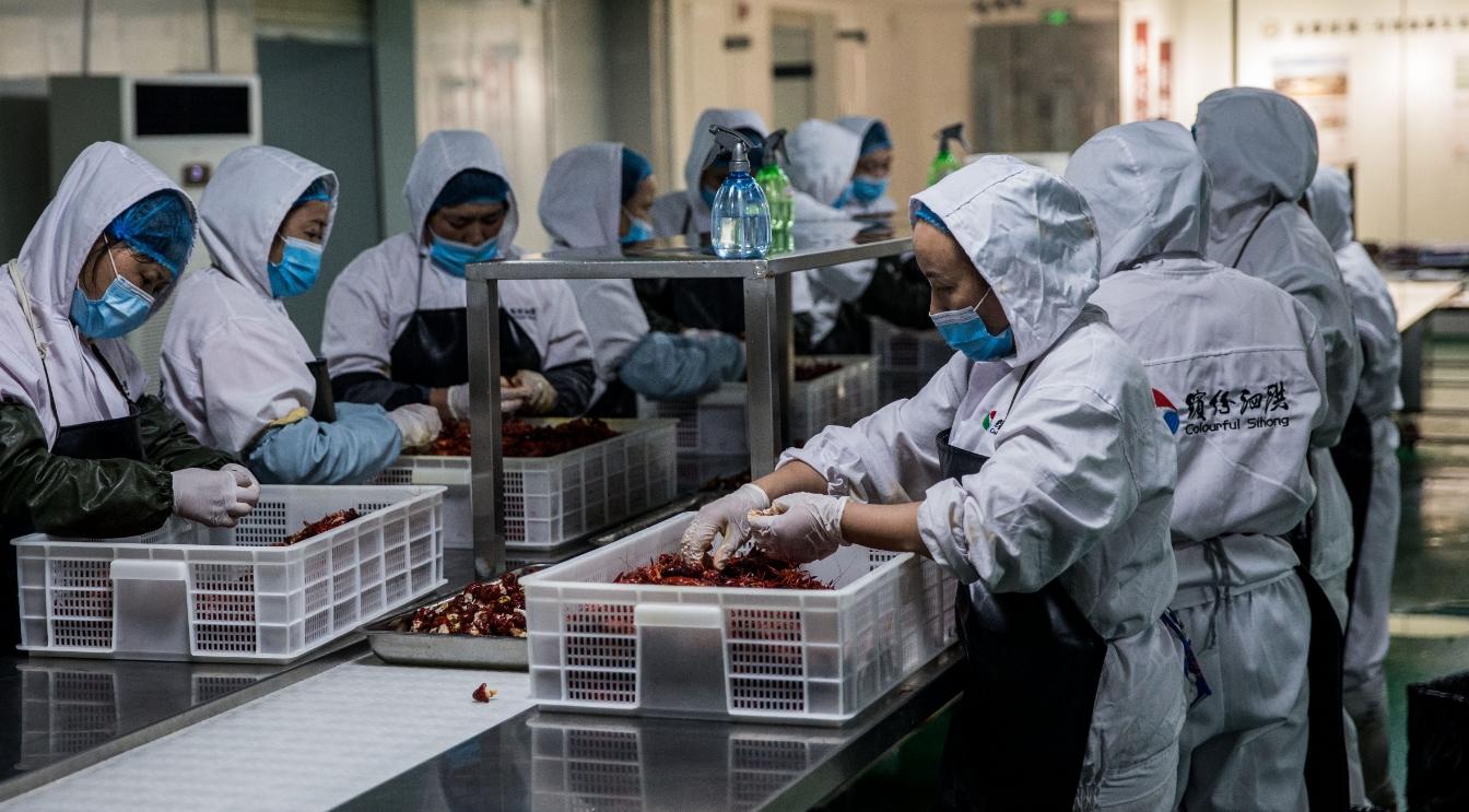 Coronavirus: China detecta COVID-19 en empaques de mariscos chilenos; Venezuela suspende cuarentena