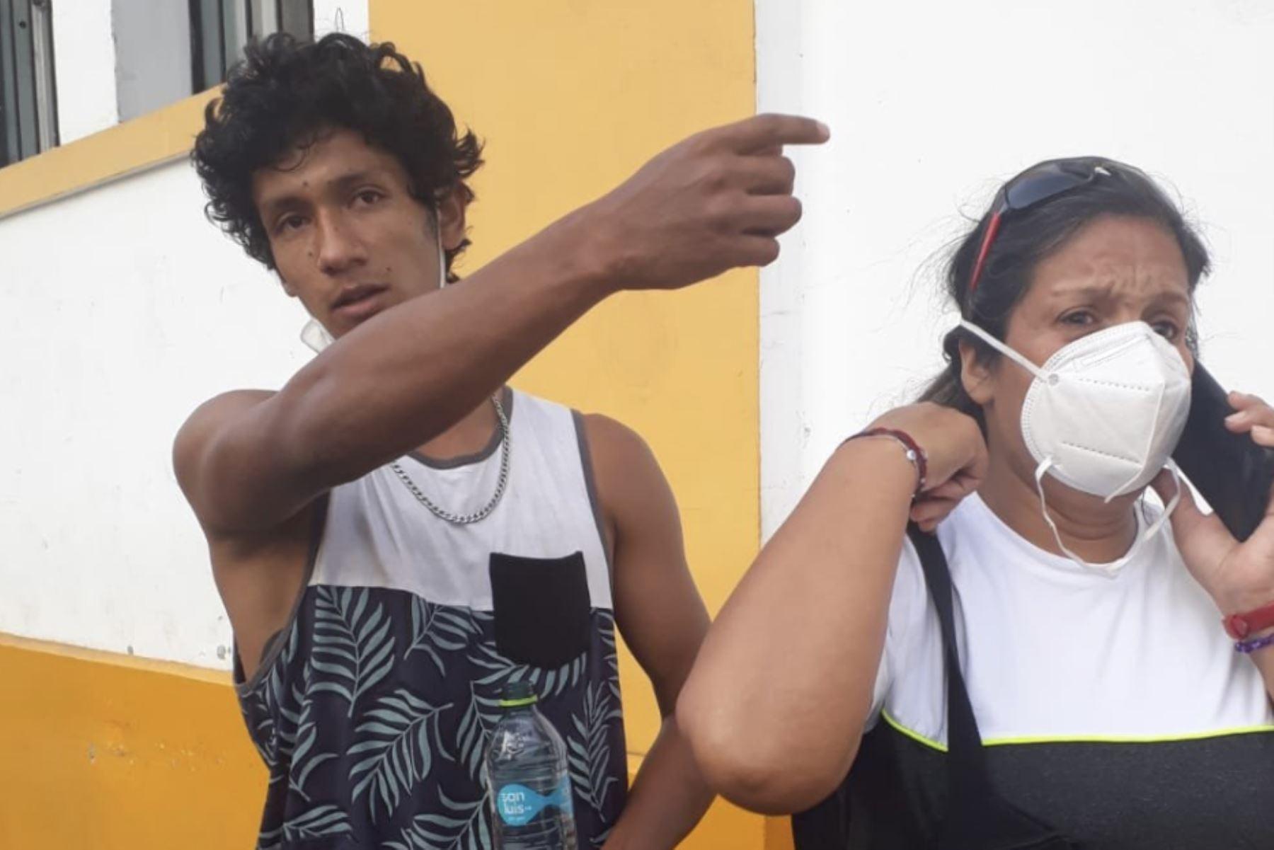 """Perú: Manifestante reaparece tras """"secuestro"""" por parte de la policía mientras Sagasti asumía la presidencia interina"""