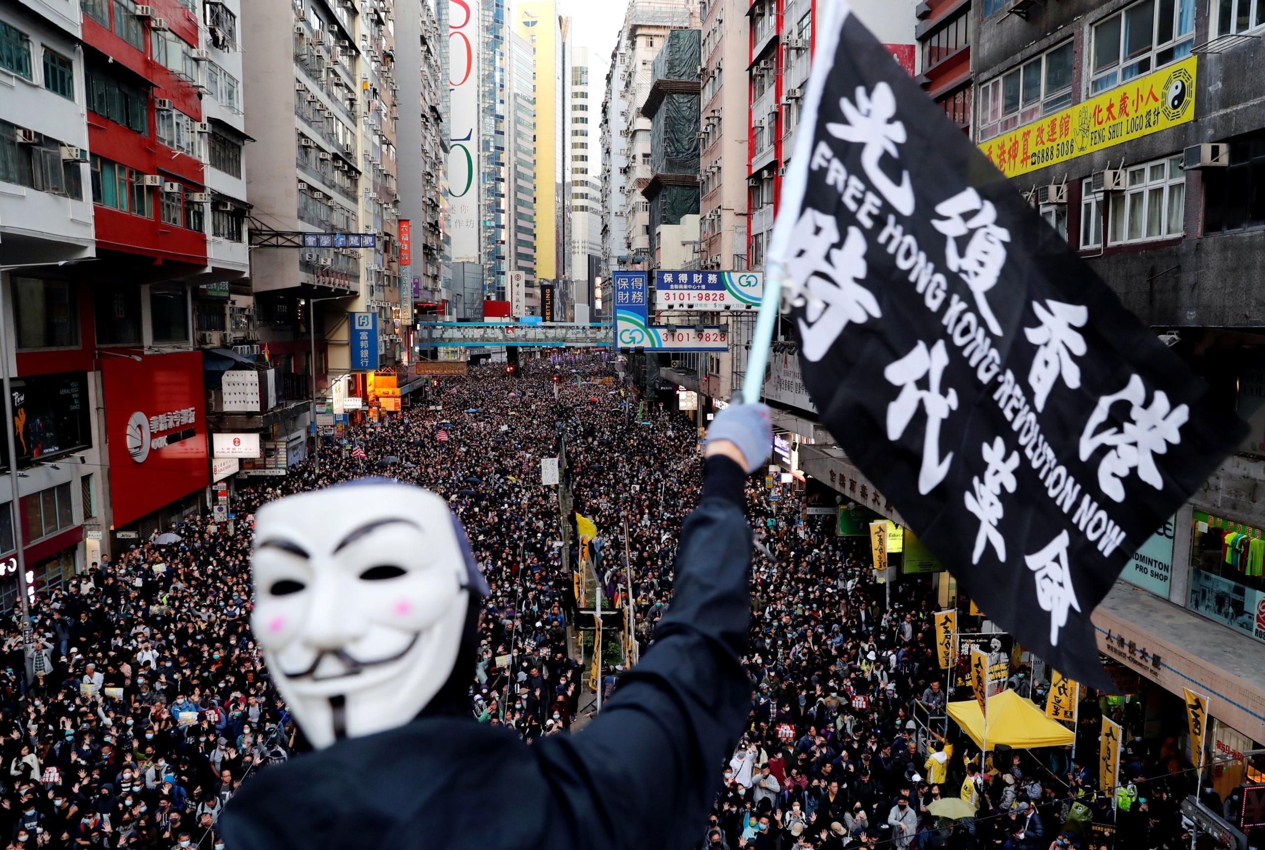 ¿Por qué no vemos más las protestas en Hong Kong? 5 claves para comprender lo sucedido