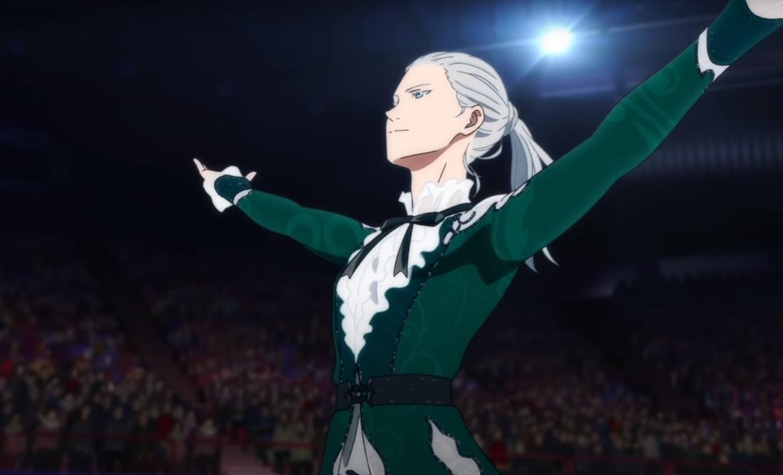 """""""Yuri!!! On Ice"""" regresa con el primer trailer de su nuevo filme centrado en la adolescencia de Viktor"""