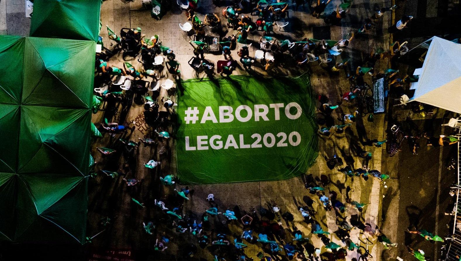 Argentina: El destino del derecho al aborto en el país se discute en el Senado