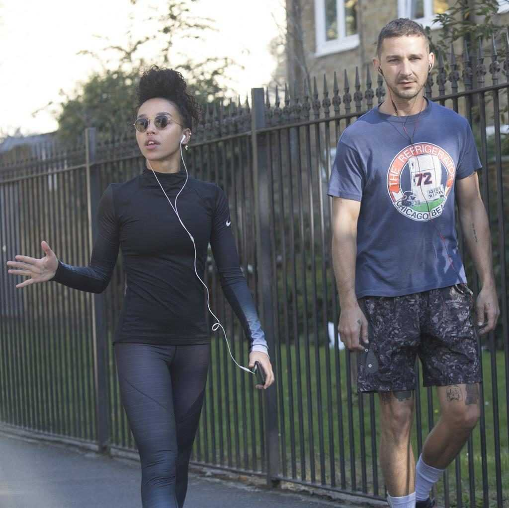 FKA twigs demanda a su ex, el actor Shia LaBeouf, por agresión sexual, maltrato y abuso