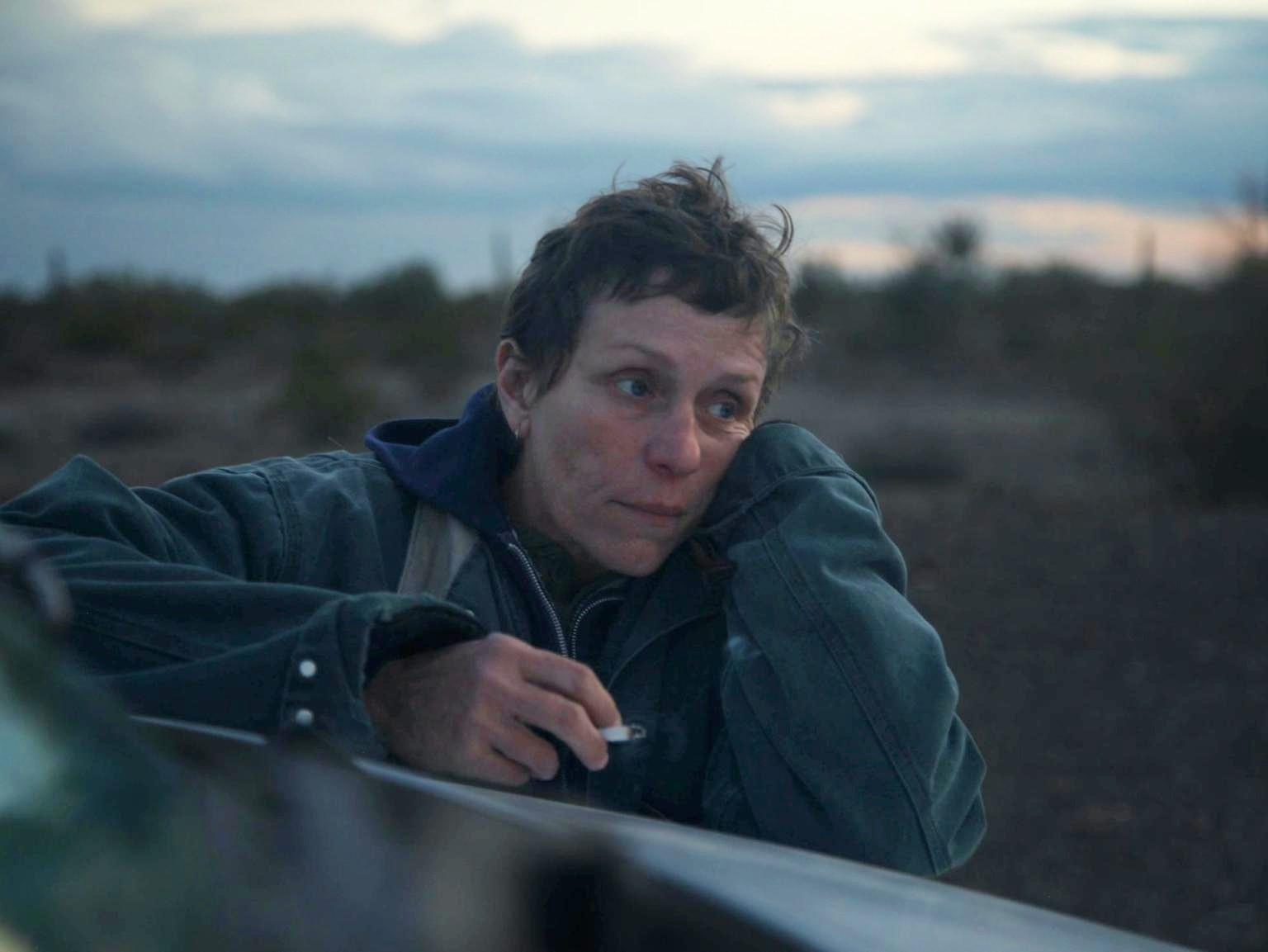"""""""Nomadland"""": Frances McDormand busca de nuevo el Oscar en la esperada película de Chloé Zhao"""