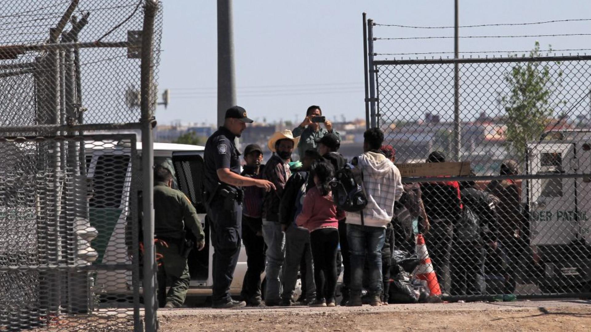 Donald Trump termina su mandato con la detención de más de 400.000 migrantes en la frontera de EE.UU. y México