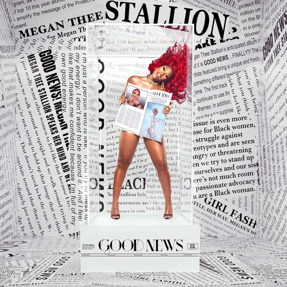 "Track by Track: Megan Thee Stallion, ""Good News"""