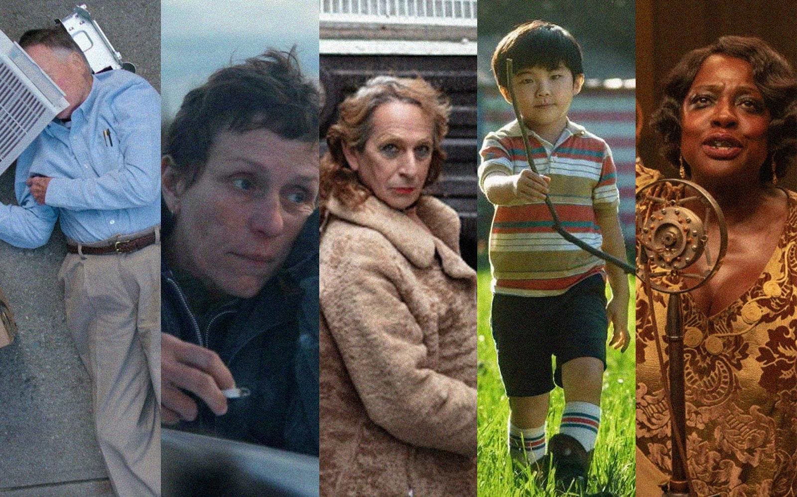 Las 30 mejores películas del 2020