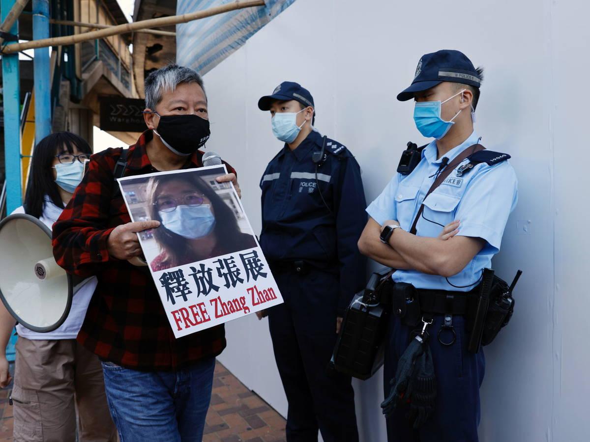"""Coronavirus: China encarcela a abogada por informar del COVID-19 desde Wuhan; AstraZeneca aseguró haber encontrado la """"fórmula ganadora"""" de su vacuna"""