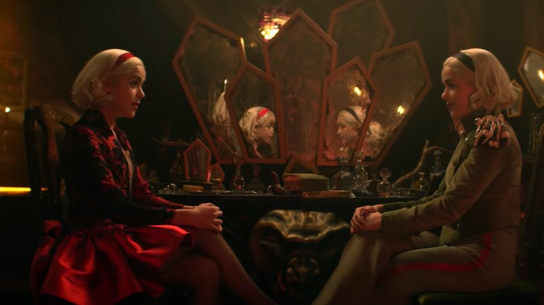 """""""Chilling Adventures of Sabrina"""": Las brujas de Greendale buscarán evitar el apocalipsis en la temporada final"""