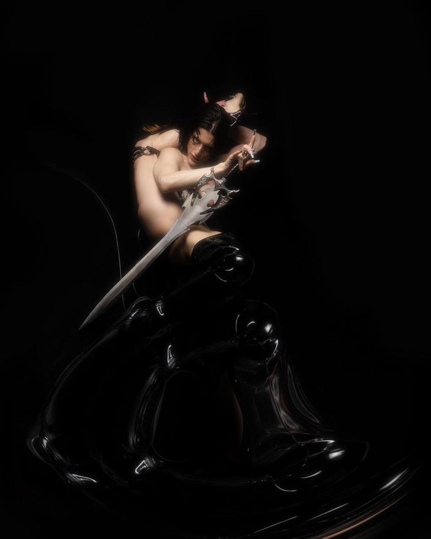 """Arca lanza """"Ultimecia"""", una colección de merch inspirada en """"Final Fantasy VII"""""""