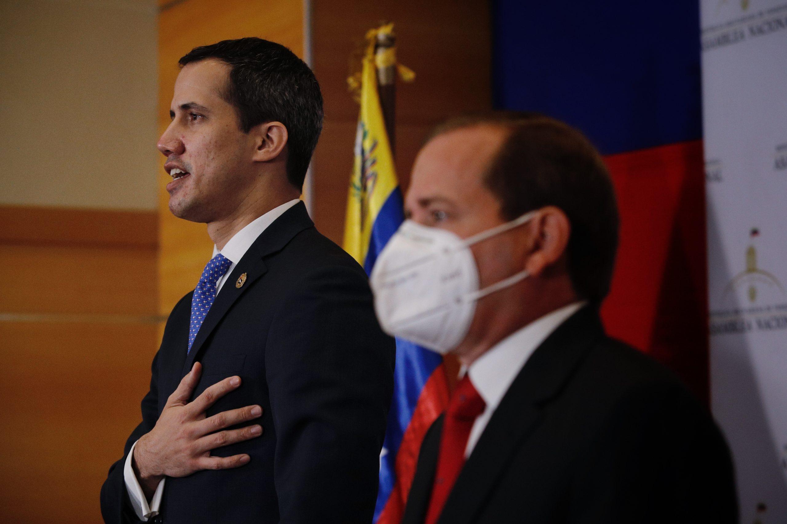 """Venezuela: Juan Guaidó da """"continuidad administrativa"""" a la Asamblea Nacional que lidera desde 2019"""