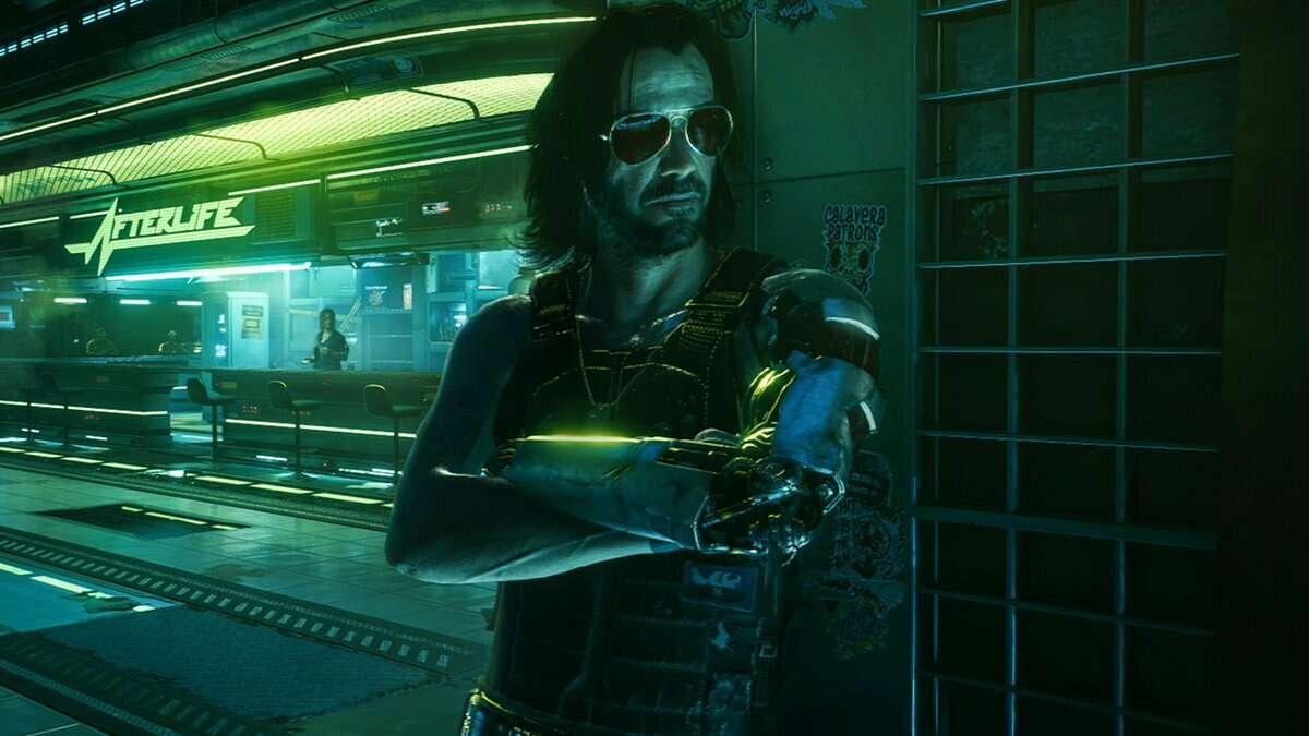 """Los desarrolladores de """"Cyberpunk 2077"""" quieren que la gente deje de tener sexo con Keanu Reeves en el juego"""