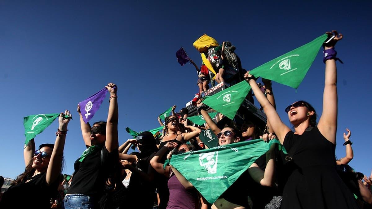Chile seguirá el ejemplo de Argentina y discutirá ley para despenalización del aborto