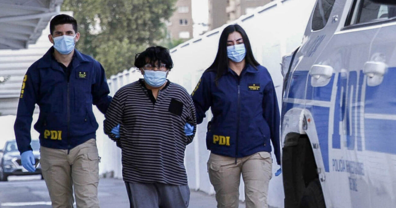 Chile: Detenido Igor Yaroslav González, principal sospechoso del asesinato de María Isabel Pavez