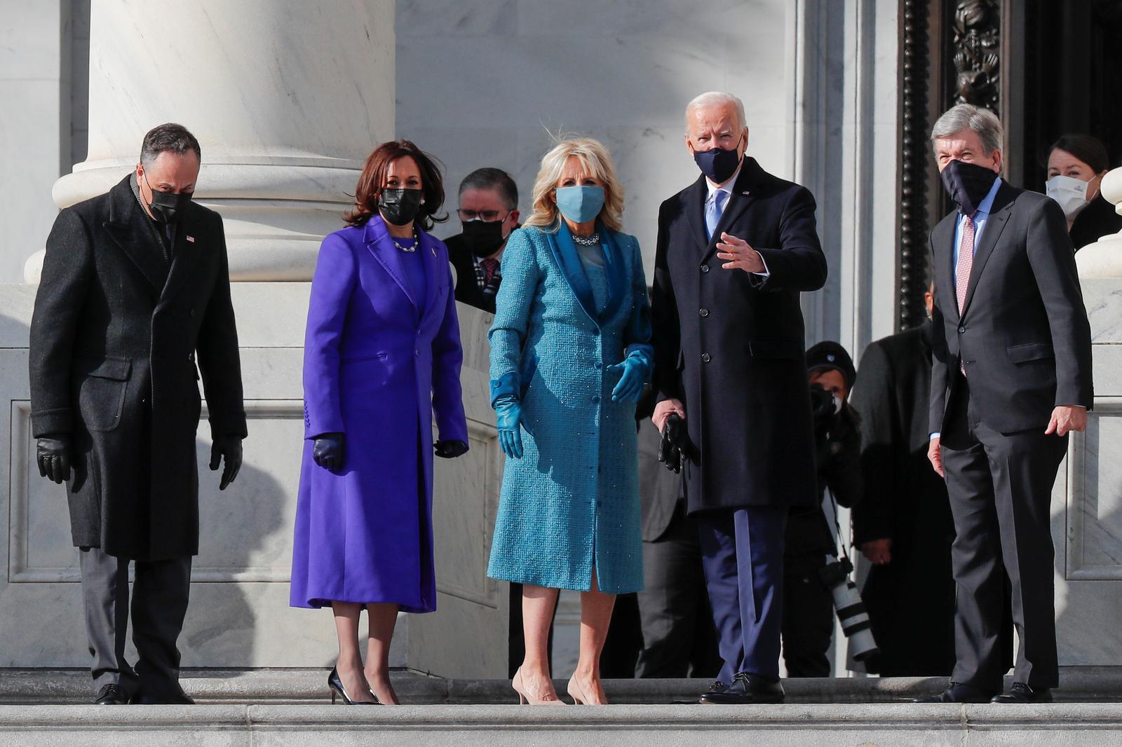 EE.UU.: Joe Biden asume la presidencia; Donald Trump se despide indultando a Steve Bannon, Kodak Black y Lil Wayne