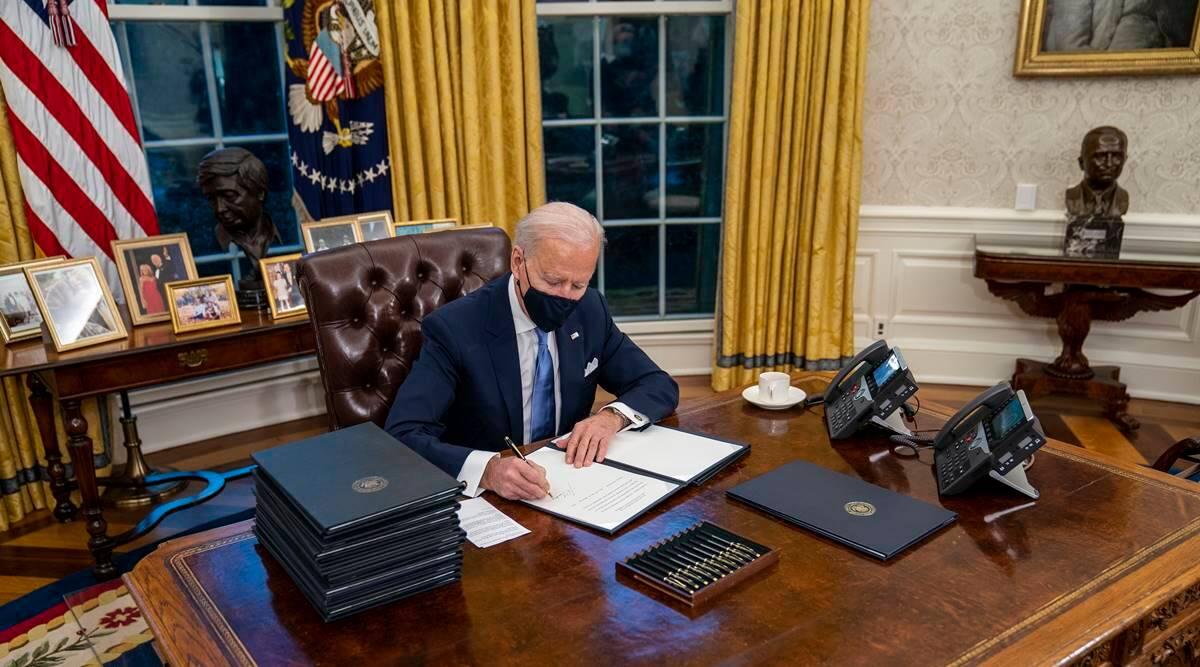 EE.UU.: Joe Biden inicia su mandato con 15 decretos en los que revierte muchas de las medidas tomadas por Trump