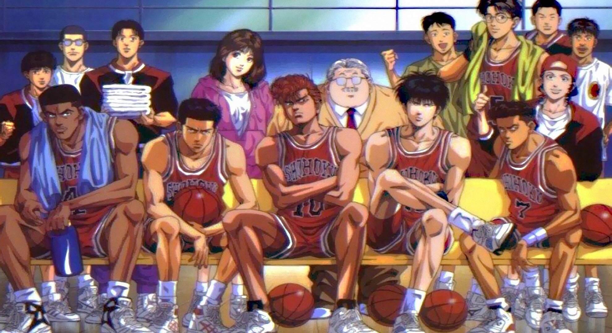 """El anime """"Slam Dunk"""" tendrá una nueva película"""
