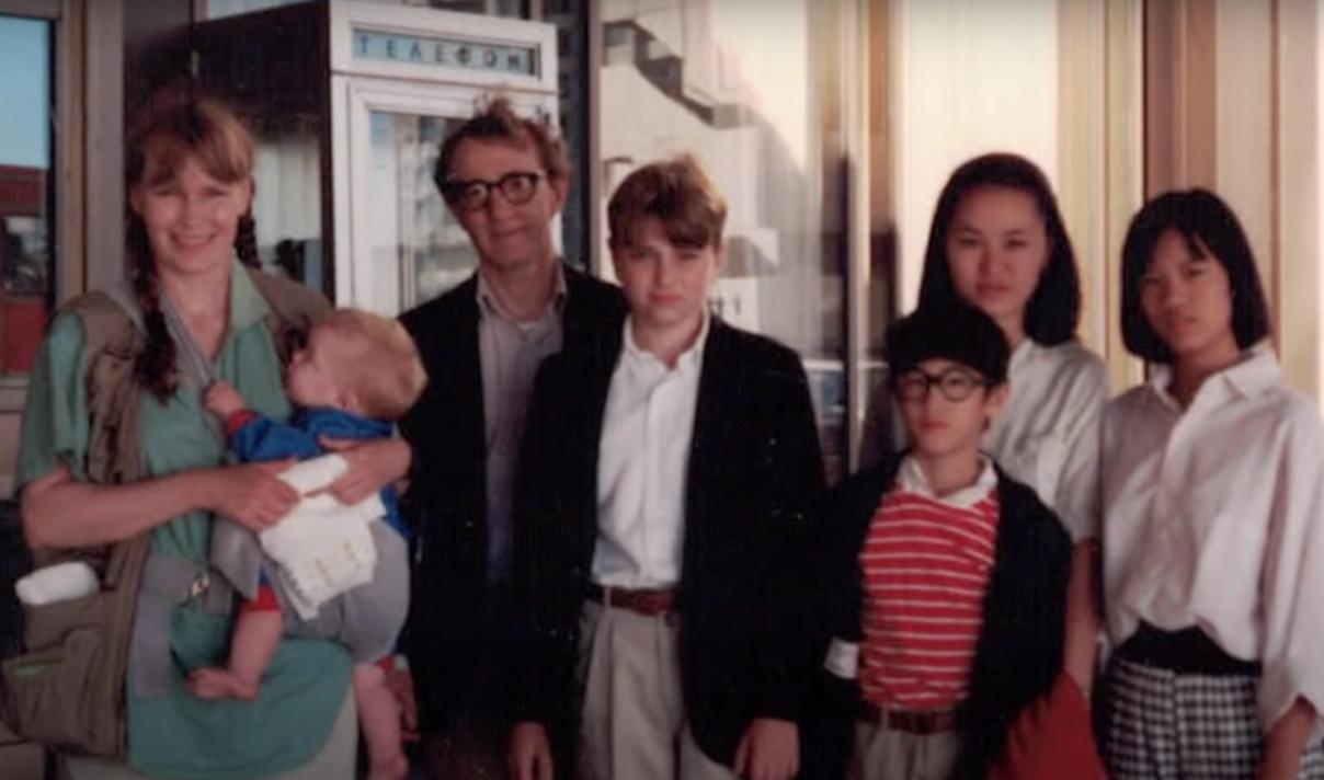 """""""Allen v Farrow"""", el documental de HBO que pone el foco sobre las acusaciones de abuso sexual contra Woody Allen"""
