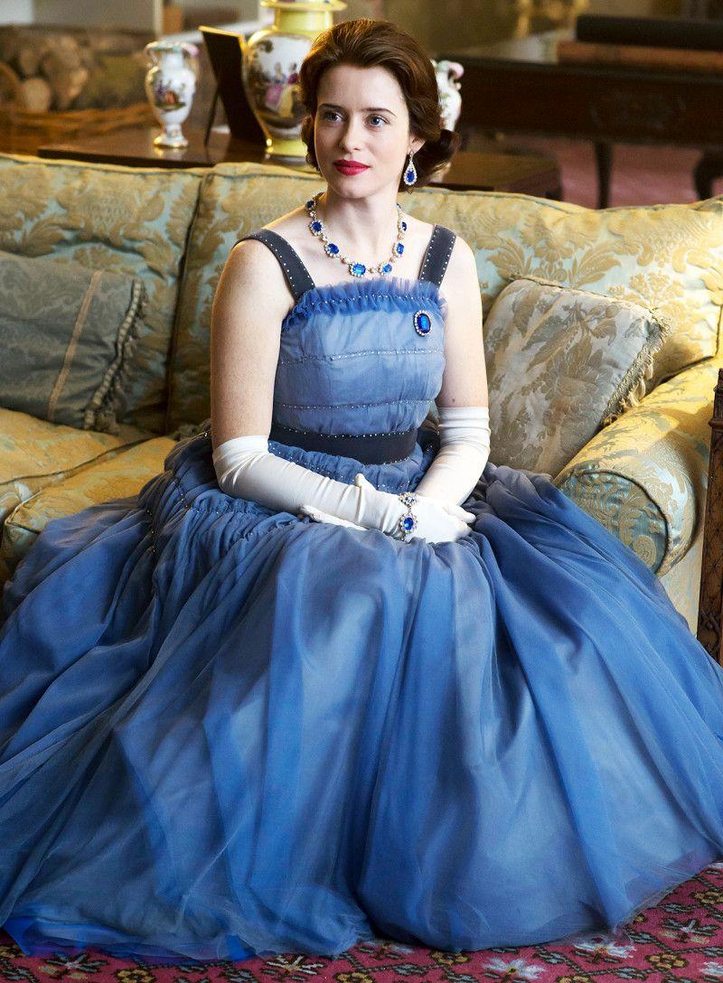 """10 looks de """"The Crown"""" que la convierten en la serie más glamorosa y elegante de Netflix"""