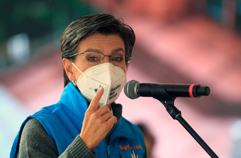 Alcaldesa de Bogotá se disculpa por sus polémicas declaraciones contra migrantes venezolanos