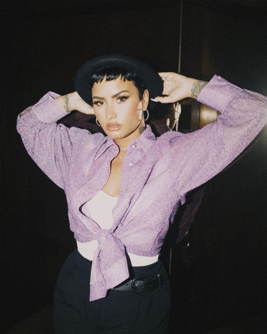 """Demi Lovato se declara pansexual: """"ahora soy muy fluida"""""""