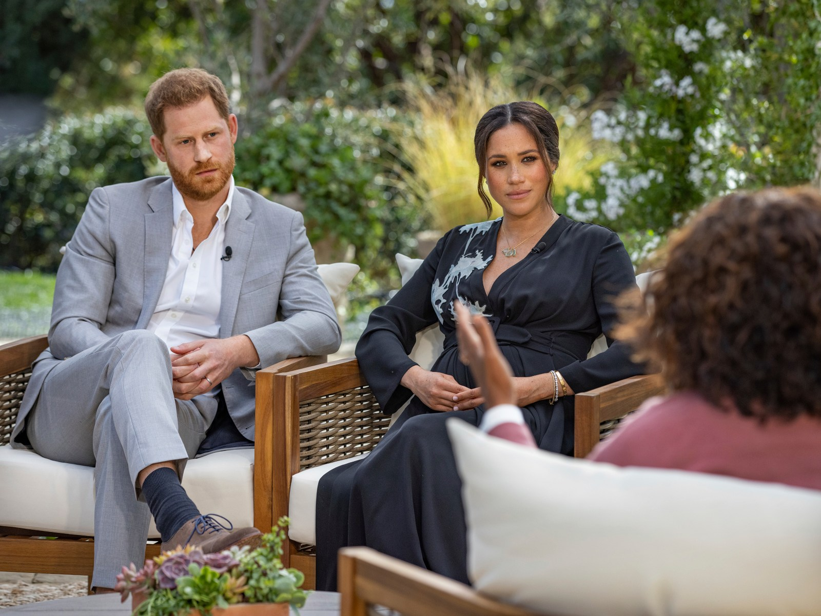 Las 7 revelaciones más impactantes de la entrevista de los Duques de Sussex con Oprah Winfrey
