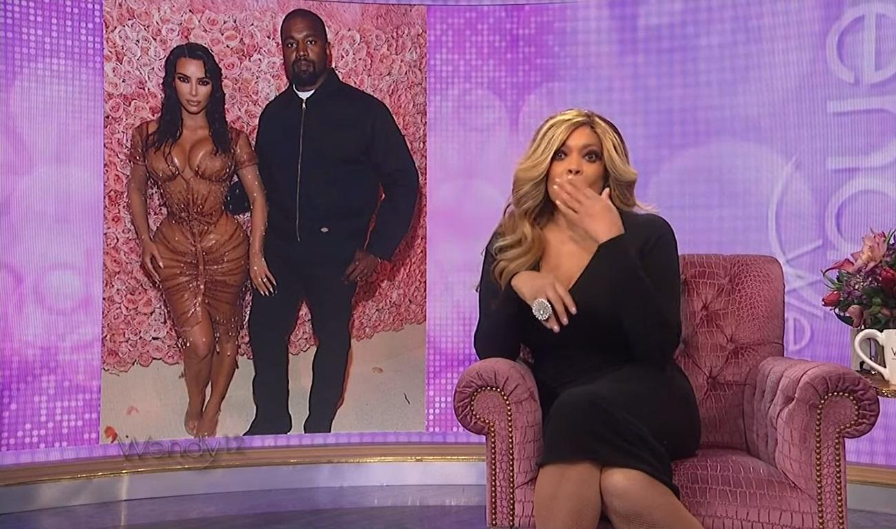"""Mira a Wendy Williams eructar y tirarse un pedo en vivo durante los """"Hot Topics"""" de """"The Wendy Williams Show"""""""