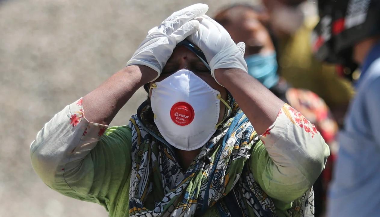 Coronavirus: Contagios de Buenos Aires son en su mayoría de las cepas brasileña y británica; India vuelve a romper récords con 379.257 nuevos casos