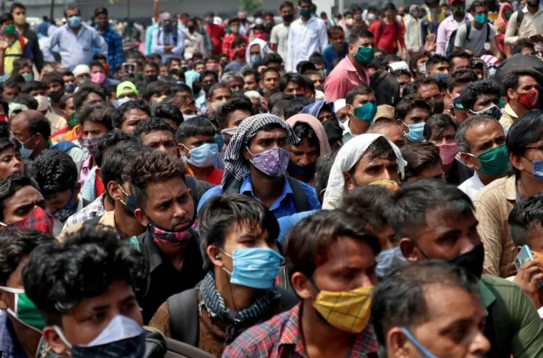 Coronavirus: India es ahora el segundo país del mundo con más casos; OMS pide no poner nombres de países a nuevas variantes